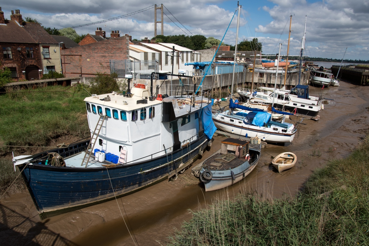 Boat Yard - Barton-on-Humber
