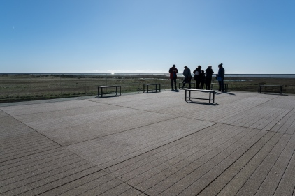 Viewing Platform - Gibraltar Point