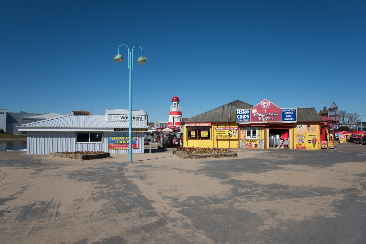 Beach Front - Skegness