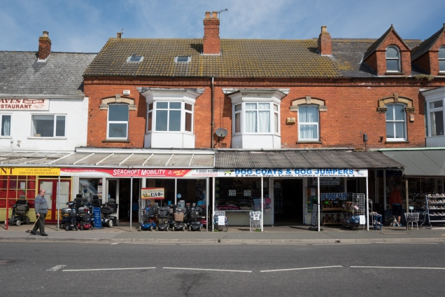 Dog Clothing Shop - Mablethorpe