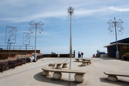 Sundial - Mablethorpe