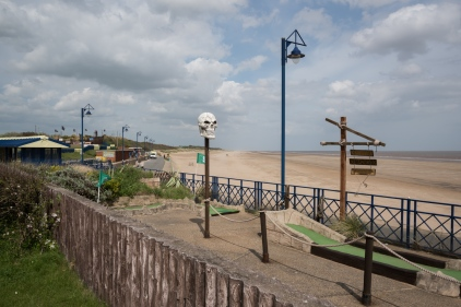 Captain Jack's Crazy Golf - Mablethorpe