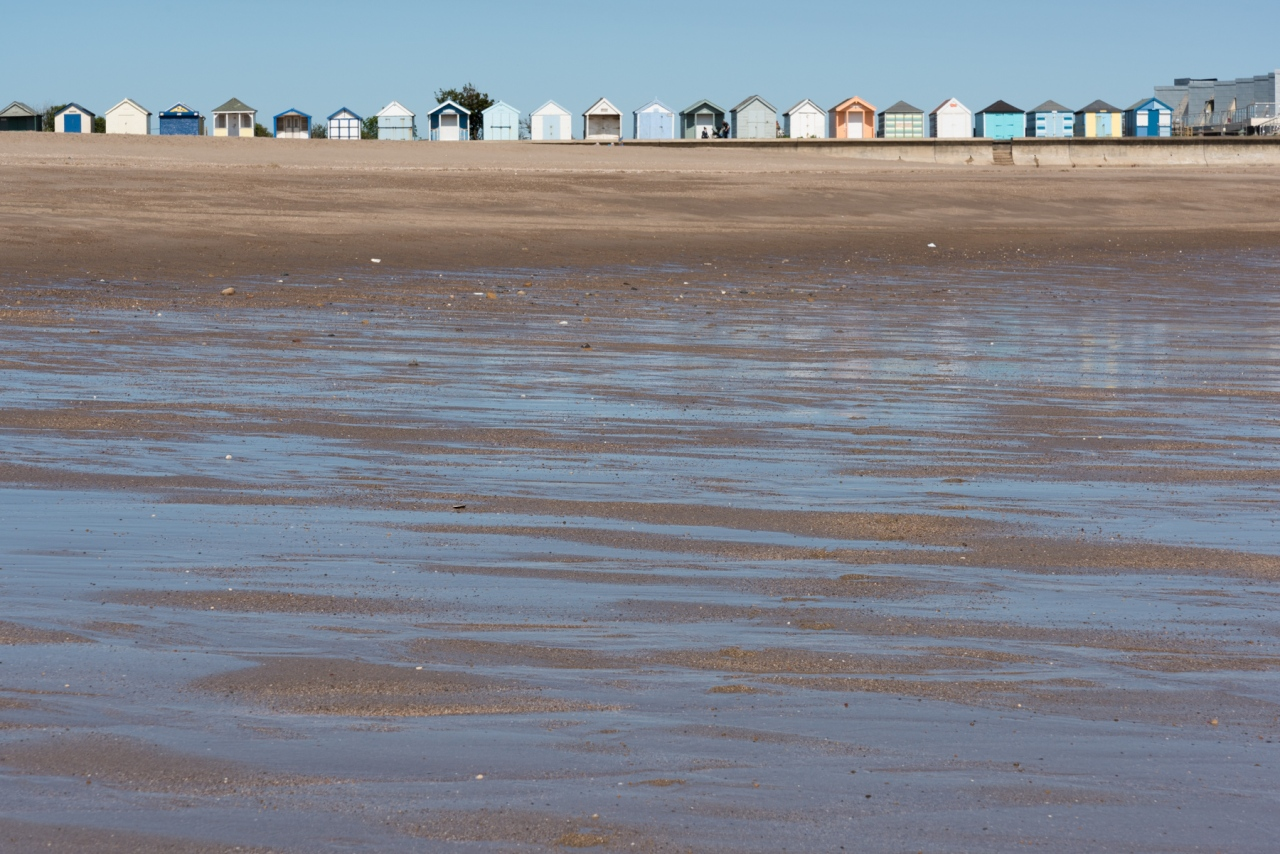 Beach Huts - Chapel St Leonards