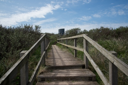 Viewing Platform - Anderby Creek