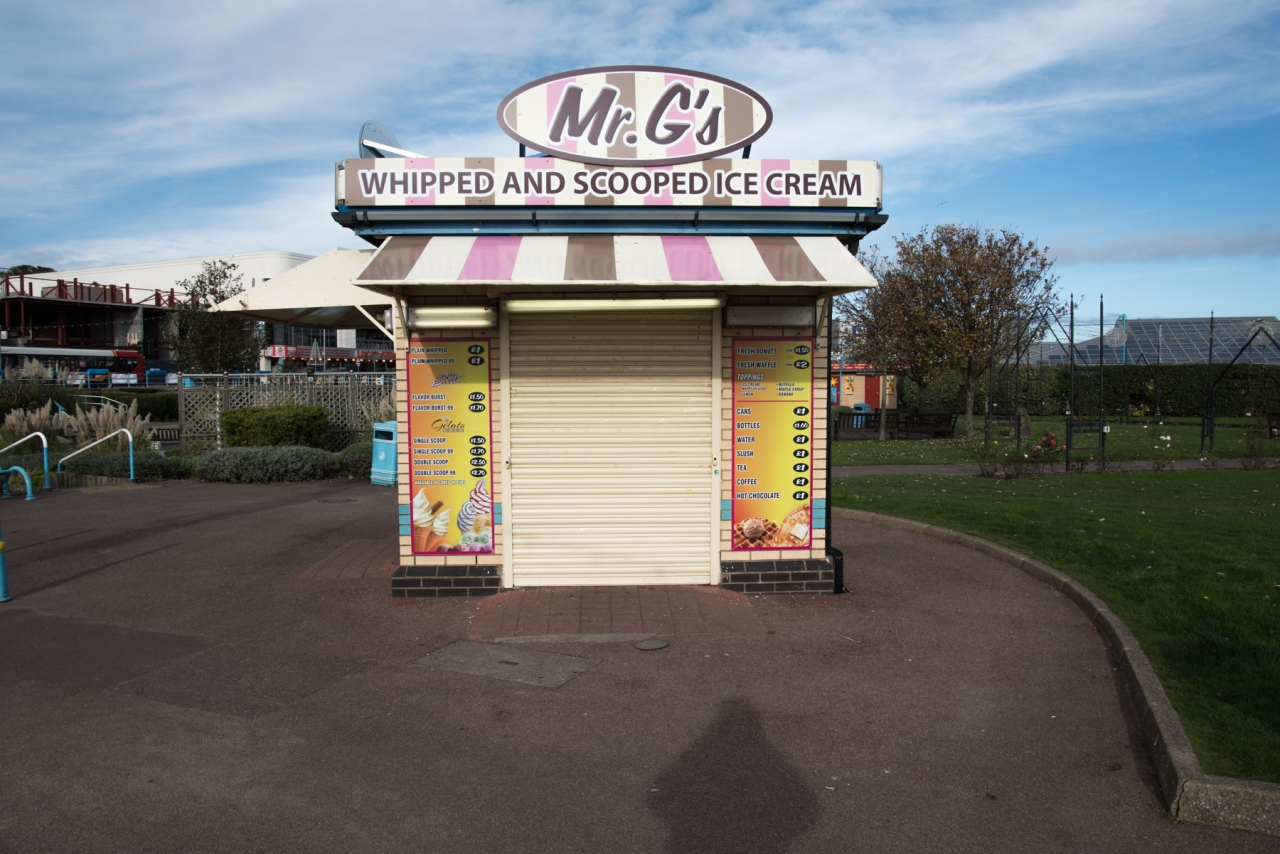 Mr G's Ice Cream - Skegness